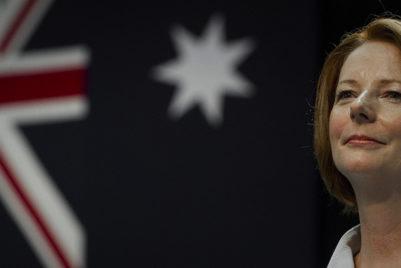 Prime Minister Julia Gillard Warms To Carbon Tax Help