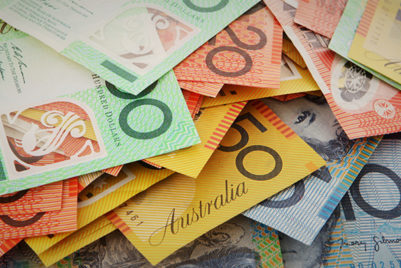 AUD Down And Set To Stay