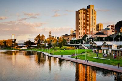 Moving to South Australia