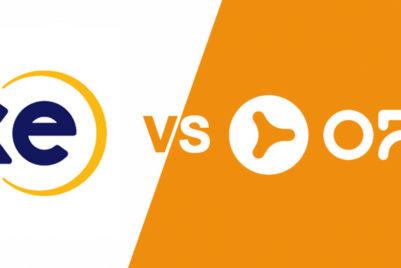 XE vs OFX NZForex