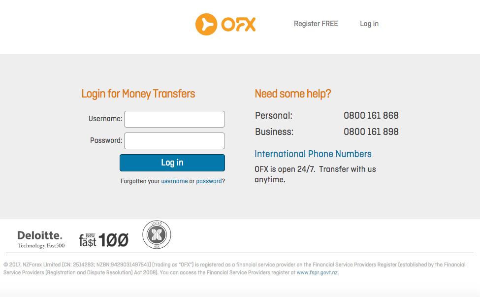 OFX_NZForex-LoginScreen