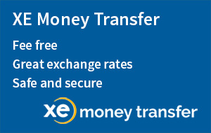 XE-ForeignExchangePage