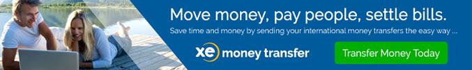 XE International Money Transfer