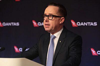 Qantas CEO Alan Joyce gives update on NZ Australia travel bubble
