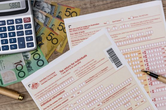 Filing Your Australia Tax Return
